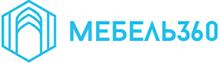 Логотип Мебель 360 Черноморское